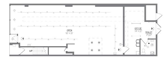 Southport Avenue site plan