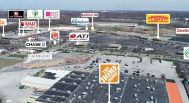Image of The Landings Shopping Center