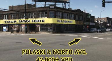 Image of North & Pulaski – 4001 W. North Ave.