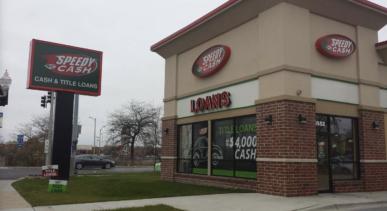 Image of Speedy Cash Store